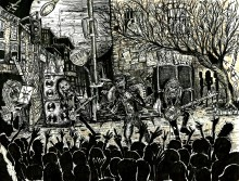 1994 Crossmetal show live  -10, 69, -14